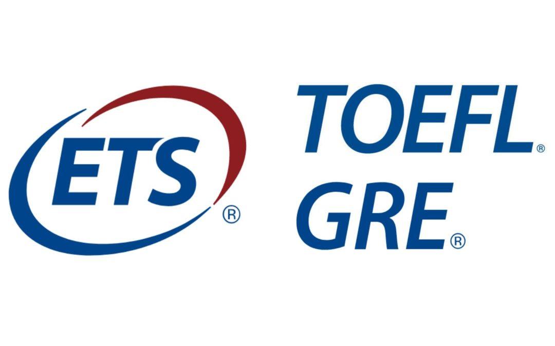 Pruebas TOEFL iBT® y la Prueba general GRE® estarán disponibles online