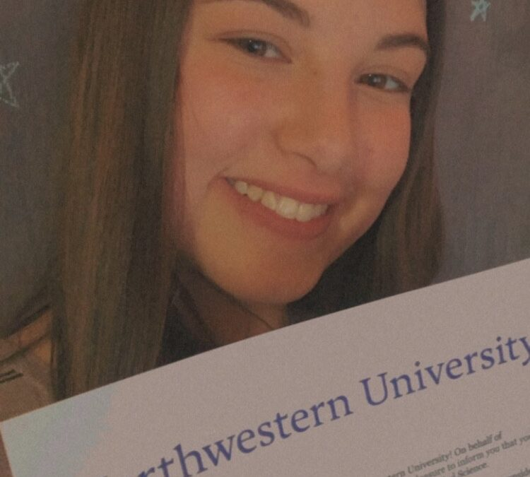 Gabriela Oyarzún Batlle – Northwestern University, Class of 2025